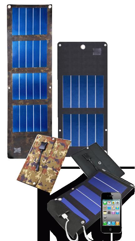Dara Life Flexible And Semi Rigid Solar Panels