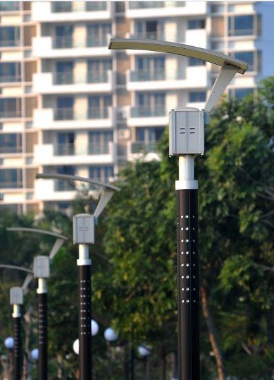 Dara Life Tesla Air Solar Streetlight