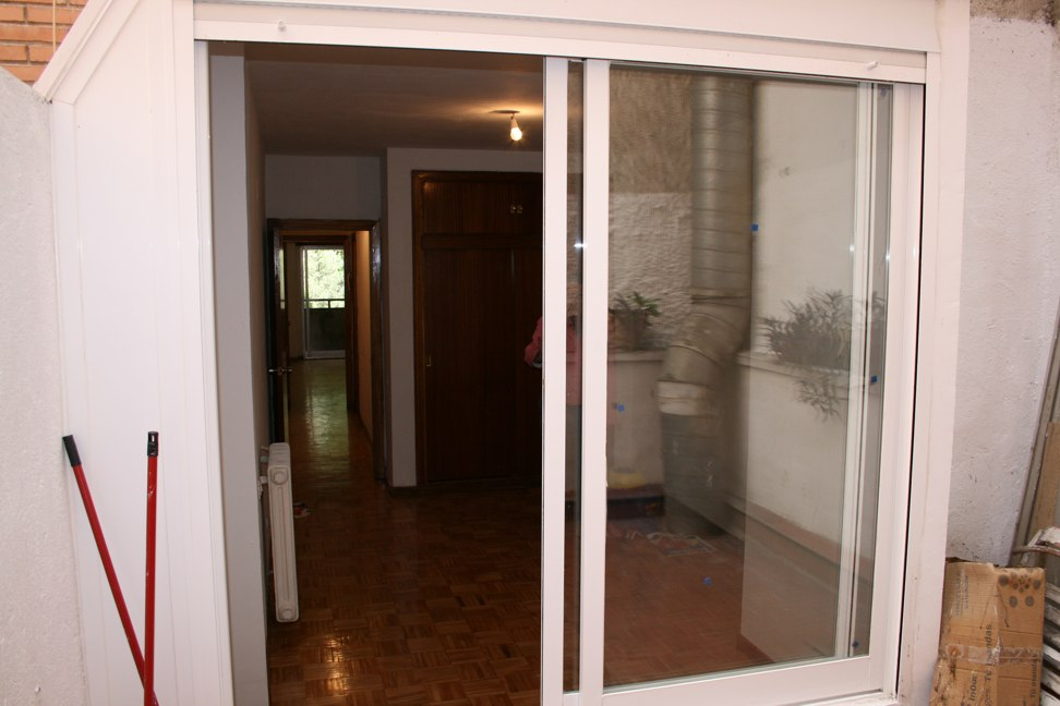 Venta de apartamento oficina for Puertas para patio exterior
